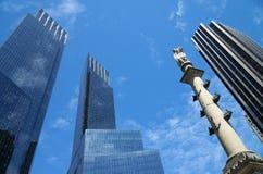 Columbus Circle, Nueva York, los E.E.U.U. foto de archivo libre de regalías