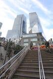 Columbus Circle, NYC, EUA Fotografia de Stock Royalty Free
