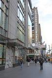 Columbus Circle in NYC, USA Stock Photo