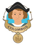 Columbus Clip-Art Royalty Free Stock Images