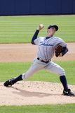 Columbus Clippers pitcher Trevor Bauer Stock Photos