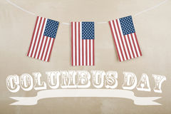 Columbus Day lizenzfreie stockbilder