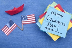 Columbus Day Immagine Stock