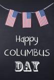 Columbus Day Royalty-vrije Stock Fotografie