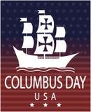 Columbus day Stock Photography