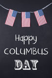 Columbus Day Royalty Free Stock Photography
