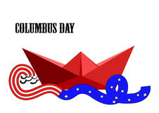 Columbus Day Royalty Free Stock Image