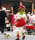 Columbus Day Parade Stock Photography