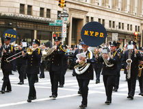 Columbus Day Parade Royalty Free Stock Images