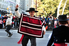 Columbus Day Parade in New York City Stock Photo