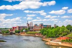 Columbus, Georgië, de V.S. royalty-vrije stock fotografie