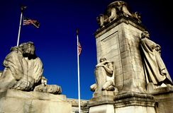 Columbus Memorial Stock Images