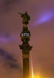 Columbus Monument Royalty Free Stock Photo