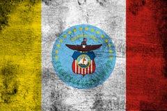 Columbus Ohio illustration de vecteur