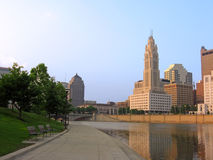 Columbus, Ohio Stock Image
