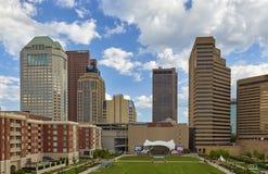 Columbus, Ohio Royalty Free Stock Photos
