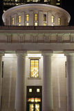 Columbus, Ohio - construction de capitol d'état photos libres de droits