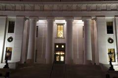 Columbus, Ohio - de Bouw van het Capitool van de Staat stock afbeelding