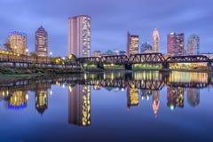 Columbus, Ohio, de V.S. stock foto's
