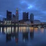 Columbus, Ohio skyline Stock Photos
