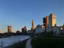 Columbus, Ohio skyline Stock Photo