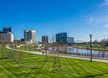 Columbus Ohio Skyline Stock Images