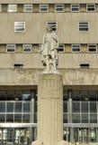 Columbus Park, Borough Hall, Brooklyn Royalty Free Stock Image