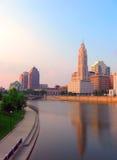columbus w Ohio zdjęcie royalty free