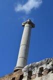 Column against the sky Stock Photography