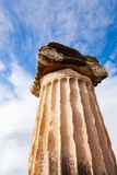 Column in Delphi Royalty Free Stock Photography