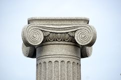 Column detail Stock Photos