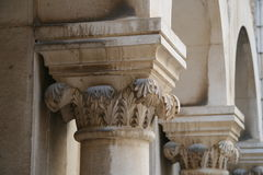 Column / Detail / Capital Stock Photography