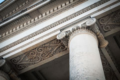 Column detail Stock Photography