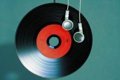 Column of disks Royalty Free Stock Photos
