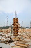 Column formwork Stock Photos