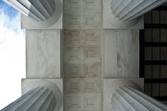 Column Geometries Stock Photos