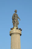 The Column of the Goddess in Lille Royalty Free Stock Photography