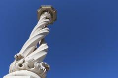 Column in Lisbon Stock Photos