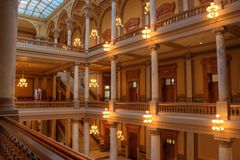 Column, Lobby, Classical Architecture, Tourist Attraction