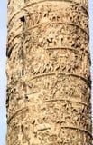 Column of Marcus Aurelius. Royalty Free Stock Photo