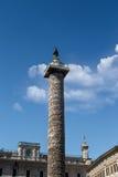 Column of Marcus Aurelius Royalty Free Stock Images