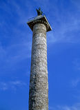 Column of Marcus Aurelius Stock Image