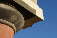 Column palace of Knossos Royalty Free Stock Image