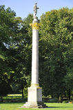 Column in the Park from Sanssouci in Potsdam,Germany Royalty Free Stock Image