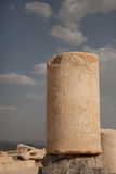 Column, pasargadae, iran Stock Photo
