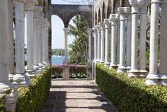 Paradise Island Garden royalty free stock photography