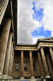 Column pillar - British Museum -  London Royalty Free Stock Photography