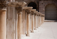 Column Ruins Royalty Free Stock Photos