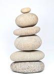 Column of stones Stock Photos