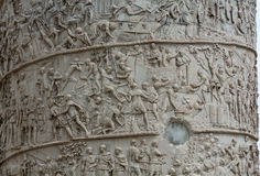 Column of Tajan Royalty Free Stock Photos
